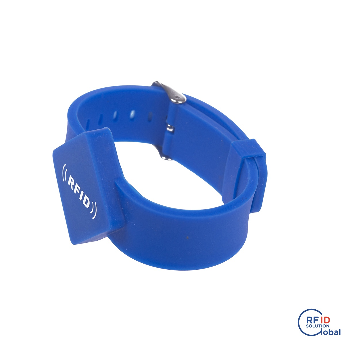 Practical Rfid Bracelet 13.56mhz I-code 2 Soft Silicon Rfid Wristband For Electronic Safe Lock Access Control Cards