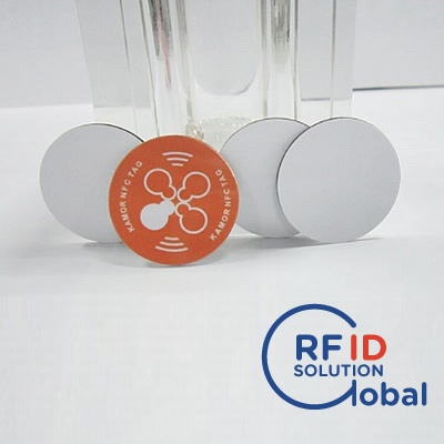 RFIDSolutionGlobal.com-15mm RFID Coin tag