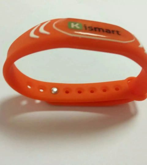 125KHz RFID silicone T5577 Wristband special offer